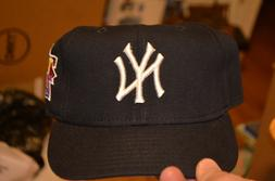 New York Yankees 1999 World Series Patch New Era Fitted Hat