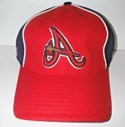 NEW ERA 3930 Atlanta Braves MLB Stretch Flex Fit Hat SIZE Me