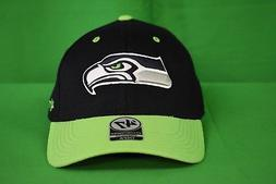 '47 Brand Mens NFL Seattle Seahawks Stretch Fit Hat Cap New