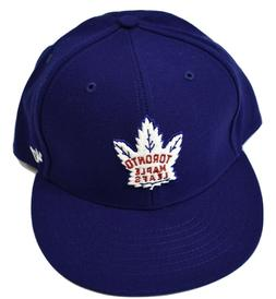 '47 Brand Mens NHL Toronto Maple Leafs Hockey Fitted Hat Cap