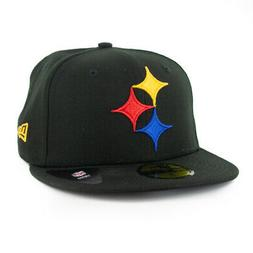 New Era 5950 Elemental Pittsburgh Steelers Fitted Hat  Men's