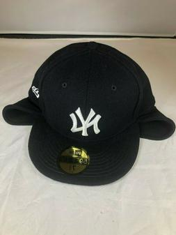 NEW ERA 5950 NEW YORK YANKEES POLAR FLEECE FITTED HAT WITH F