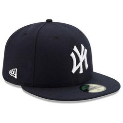 New Era 5950 Youth New York Yankees GAME Fitted Hat  MLB Cap