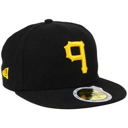 New Era 5950 Youth Pittsburgh Pirates GAME Fitted Hat  MLB K