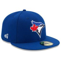 New Era 5950 Youth Toronto Blue Jays GAME Fitted Hat  MLB Ca