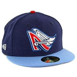 """New Era 59Fifty Anaheim Angels """"Cooperstown"""" 1997 Fitted Hat"""