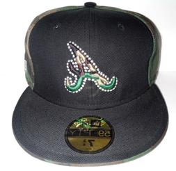 NEW ERA 59Fifty ATLANTA BRAVES NEW MLB FITTED HAT SIZE 7 3/4