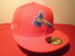 New Era 59FIFTY Atlanta Braves Tomahawk Batting Practice MLB