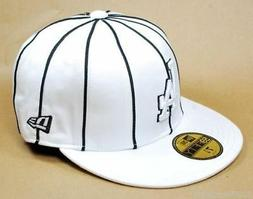 New Era 59Fifty Cap MLB Los Angeles Dodgers 12 Pack White Bl