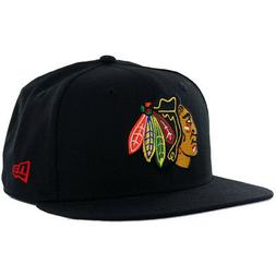 New Era 59Fifty Chicago Blackhawks Fitted Hat  Men's NHL Hoc