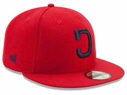 New Era 59Fifty Cleveland Indians 2018 ALT Fitted Hat  MLB C