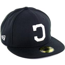 """New Era 59Fifty Cleveland Indians """"C"""" Fitted Hat  Men's MLB"""