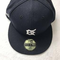 New Era 59Fifty Detroit Tigers Fitted Hat Blue White  Men's