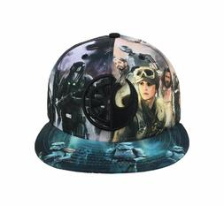New Era 59Fifty Fitted Cap Star Wars Rogue One All Over Hat