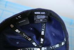 New Era 59Fifty FITTED Men's Blank Cap Navy Blue 7 1/4 inch