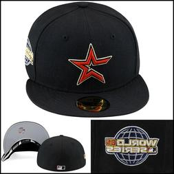 New Era 59fifty Houston Astros Fitted Hat Cap 2005 World Ser
