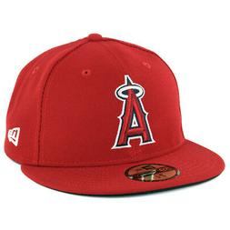 New Era 59Fifty Los Angeles Anaheim Angels GAME Fitted Hat