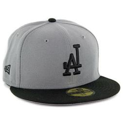 New Era 59Fifty Los Angeles Dodgers Fitted Hat  Men's MLB Ca