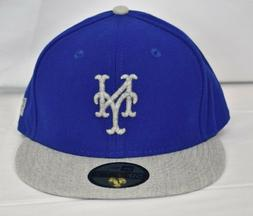 New Era 59Fifty Mens MLB New York Mets Fitted Baseball Hat C