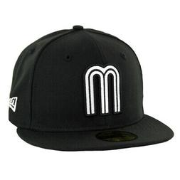 New Era 59Fifty Mexico National Baseball Team Fitted Hat  Me