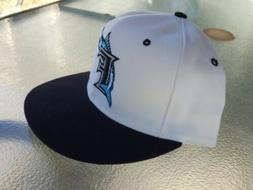 New Era 59Fifty Miami Marlins Fitted Hat Men's MLB Cap Baseb