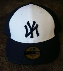 New Era 59Fifty MLB New York Yankees Fitted Low Crown Hat Ca