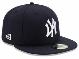 New Era 59Fifty New York NY Yankees Game Fitted Hat  MLB Cap