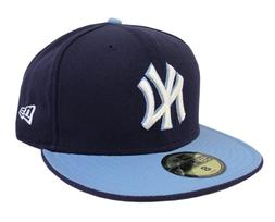 New Era 59Fifty NEW YORK YANKEES Men's Fitted Cap Two Tone B