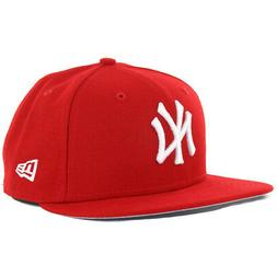 New Era 59Fifty New York Yankees SC WH Fitted Hat  Men's MLB