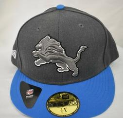 New Era 59Fifty NFL Detroit Lions Shader Melt Fitted Hat Cap