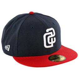New Era 59Fifty San Diego Padres Fitted Hat  Men's MLB Cap