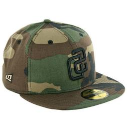 New Era 59Fifty San Diego Padres Fitted Hat  MLB Cap