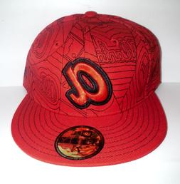 NEW ERA 59Fifty Throwback Baseball Atlanta Braves NEW MLB Fi