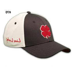 Black Clover Golf- USA Premium Clover Hat