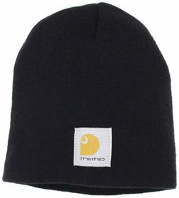 Carhartt Men's Acrylic Knit Hat,Black,One Size
