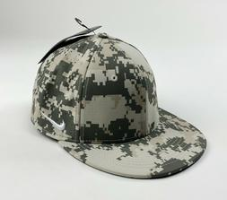 Nike Aerobill Adult M/L Digital Camo Fitted Army Hat Cap CT0