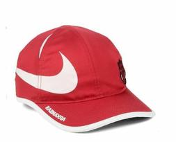 ARKANSAS RAZORBACKS NIKE FEATHERLIGHT DRI FIT HAT CAP MENS