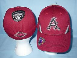 ARKANSAS RAZORBACKS  Pace One-Fit CAP/HAT T.O.W. Fits All Si