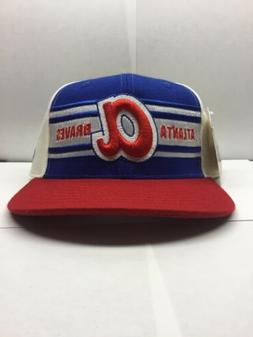 Atlanta Braves American Needle Cooperstown Collection Fitted