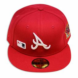 """ATLANTA BRAVES  """"ONE-OFF"""" NEW ERA 59FIFTY FITTED 7 3/8"""