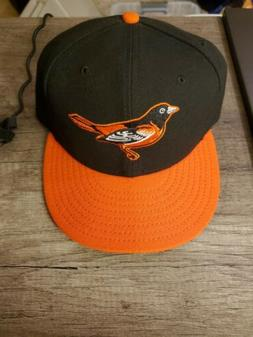 Baltimore Orioles New Era 59FIFTY Fitted Hat 7 3/8 On Field
