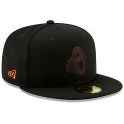 Baltimore Orioles New Era Clubhouse Collection 59FIFTY Fitte