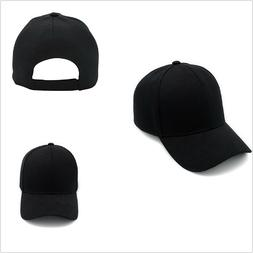 Baseball Cap Hat Adjustable Breathable Velcro Closure For Me
