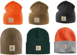 Carhartt  Beanie / Stocking Hat Cap  NEW 6 Colors to Choose