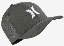 Hurley Big Kids'  One and Only Phantom Flex Fit Hat Cap - Bl