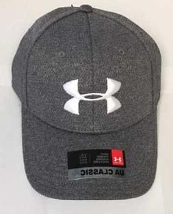 Under Armour Blitzing Hat Mens Fitted Cap Black Size S/M