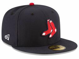 New Era Boston Red Sox ALTERNATE 59Fifty Fitted Hat  MLB Cap