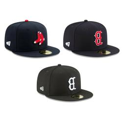 Boston Red Sox BOS MLB Authentic New Era 59FIFTY Fitted Cap