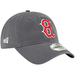 Boston Red Sox New Era Core 49FORTY Fitted Hat - Graphite