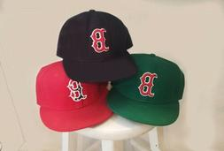 New Era Boston Red Sox GAME 59Fifty Fitted Hats MLB Cap